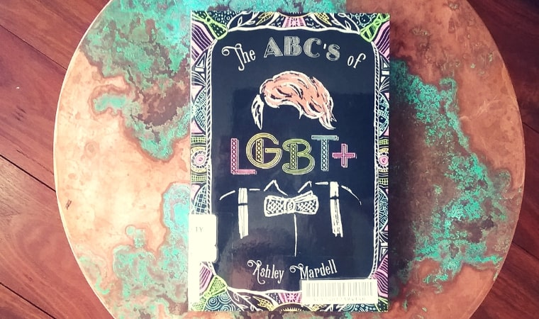 cover of The ABC's of LGBT by Ashley Mardell