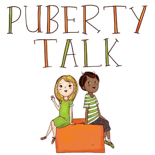 puberty talk logo