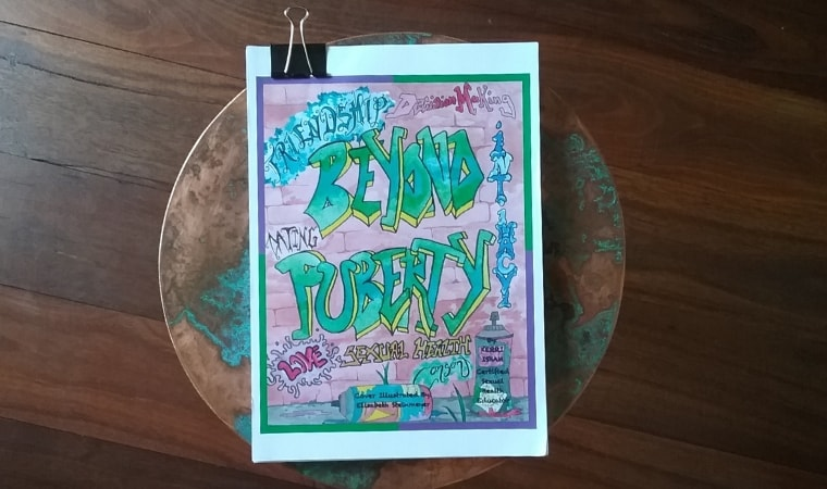 cover of Beyond Puberty by Kerri Isham