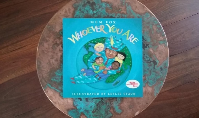 cover of Whoever You Are by Mem Fox