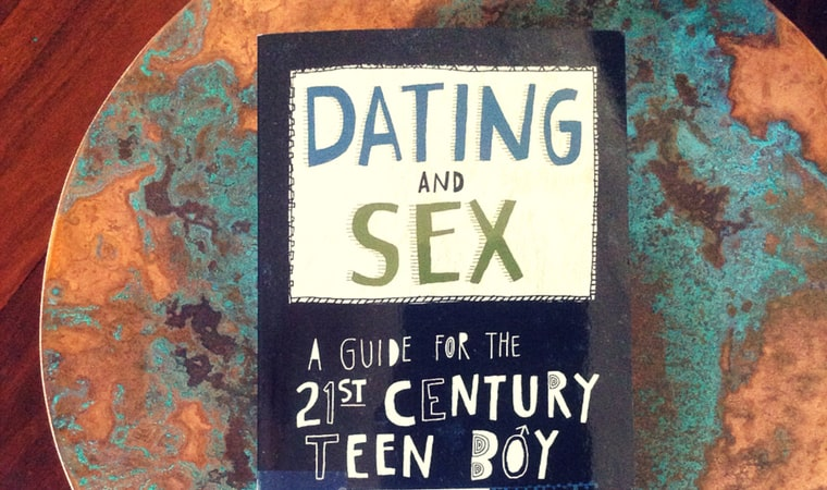 cover of Dating and Sex by Andrew P. Smiler
