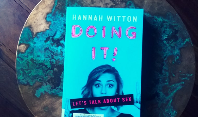 cover of Doing It! by Hannah Witton