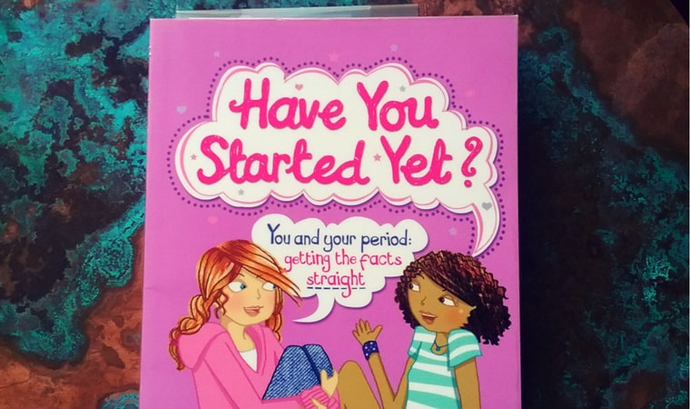 cover of Have You Started Yet by Ruth Thomson