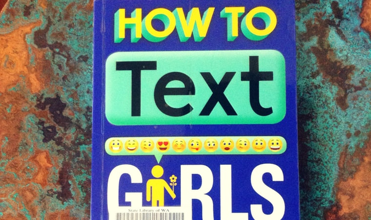 cover of How To Text Girls by Kelli Dunham