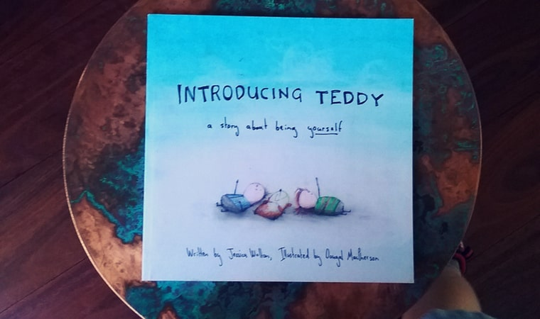 cover of Introducing Teddy A Gentle Story About Gender and Friendship by Jessica Walton