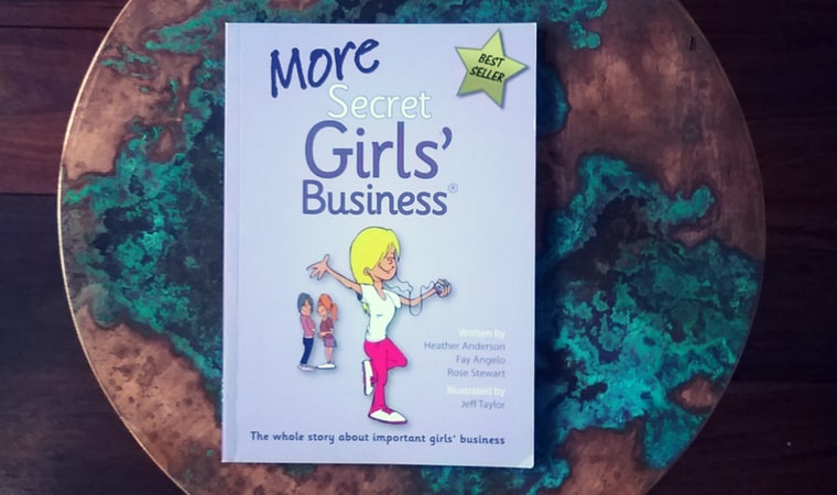 cover of More secret girls business