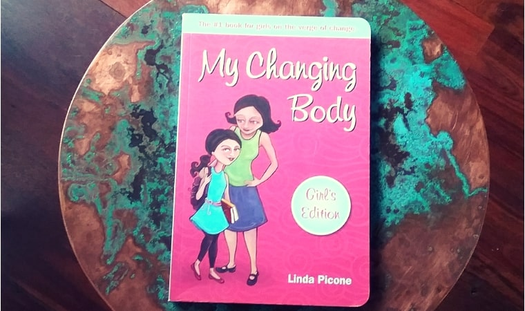 cover of My Changing Body Girls