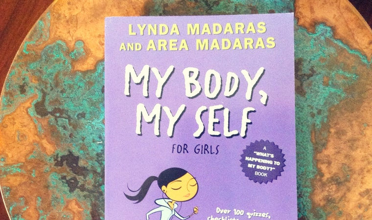 cover of My body my self for Girls