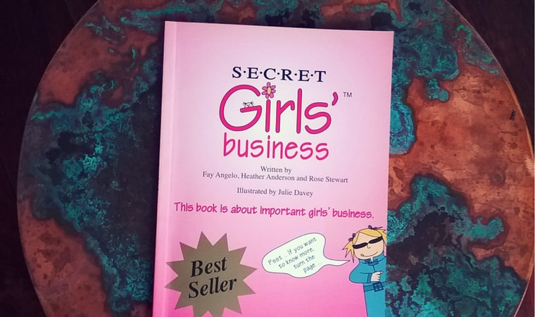 cover of Secret Girls Business