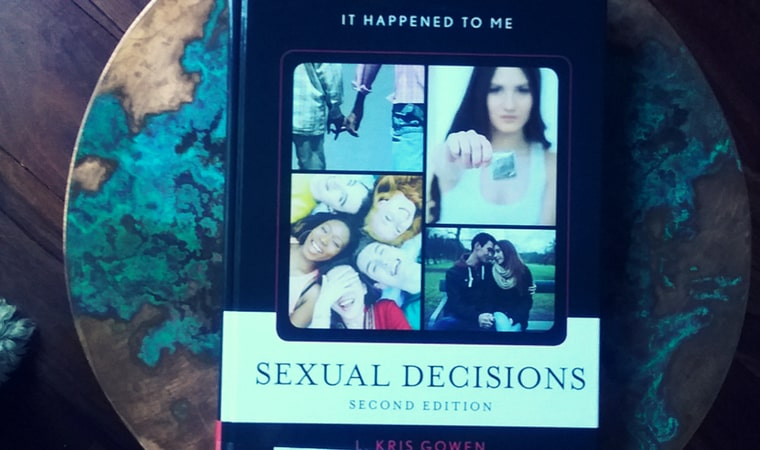 cover of Sexual Decisions book by L. Kris Gowen