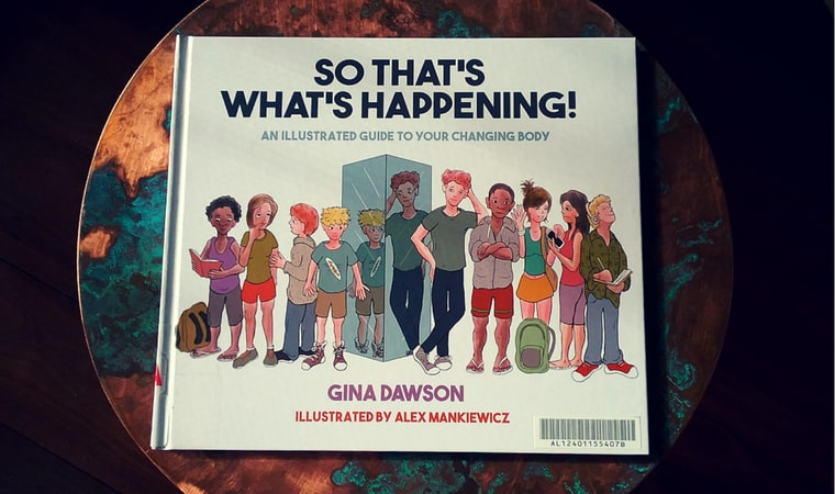 cover of So That's What's Happening by Gina Dawson