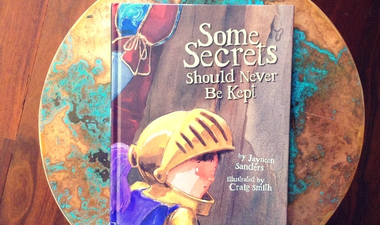 cover of Some Secrets Should Never be Kept byJayneen Sanders