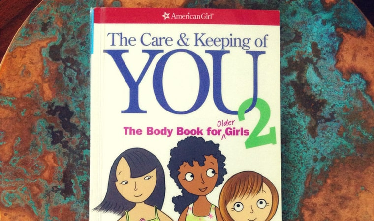 cover of The Care and Keeping of You 2 (American Girl) by Cara Natterson