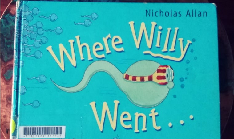 cover of Where Willy Went by Nicholas Allan