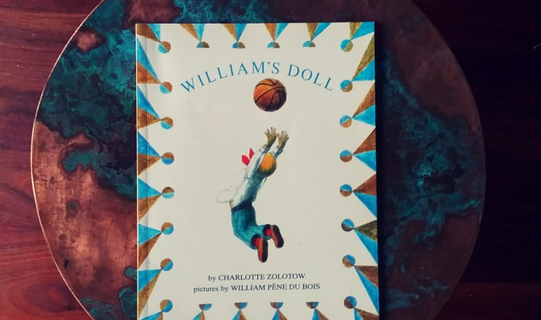cover of William's Doll by Charlotte Zolotow
