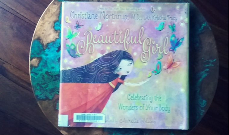 cover of christiane northrup beautiful girl